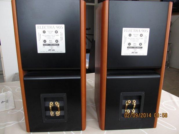 test jm lab electra 906