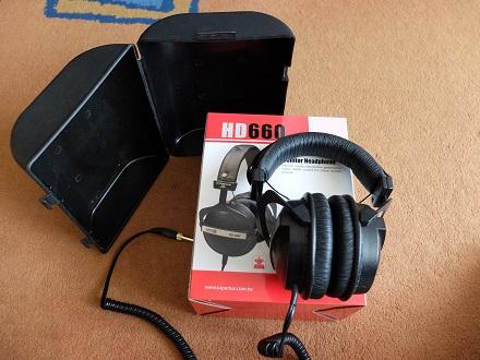Tipp  Superlux HD660  link  6k 150 ohmos és elég érzéketlen 1df43bcc0c
