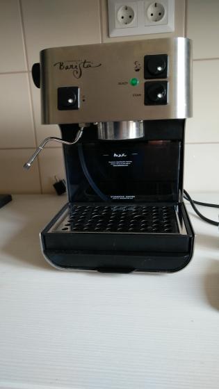 Cappuccino machines espresso and