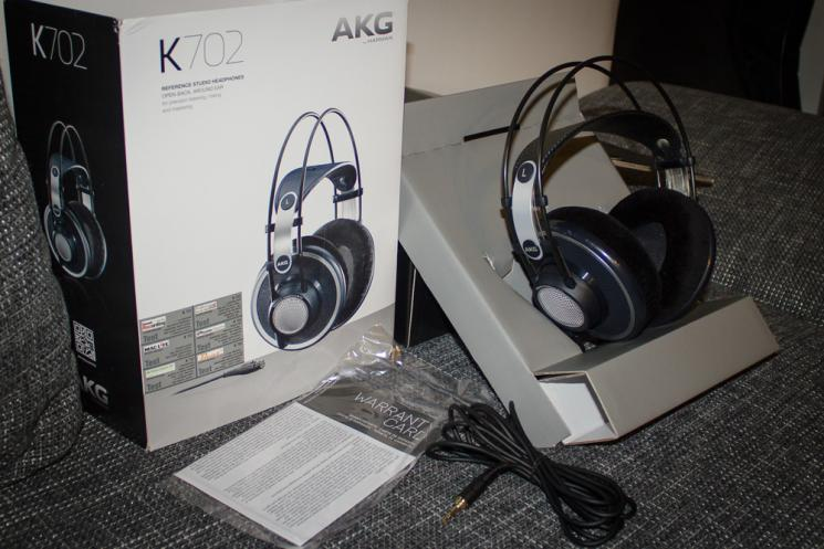 Akg K702 nyitott referencia fejhallgató - avx.hu 36438be7ac