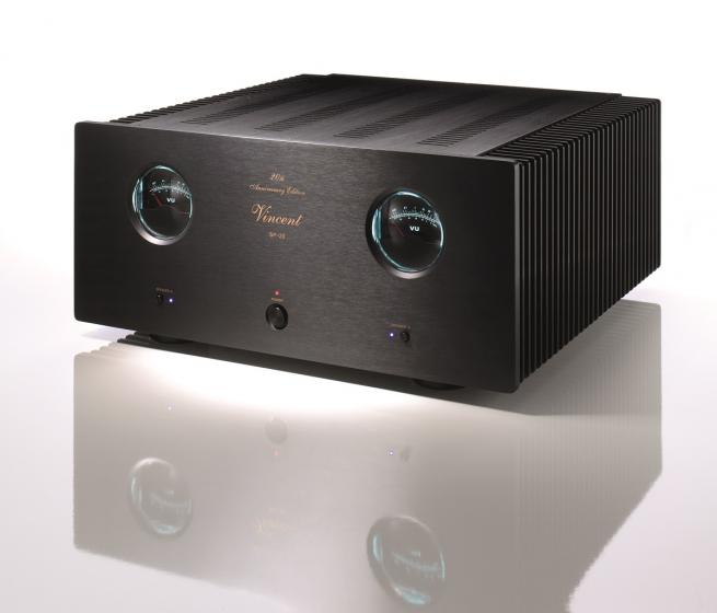 Vincent Audio SP-20 Audiophile elektroncsöves félvezetős hibrid sztereó végerős