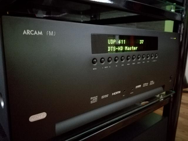 Arcam AVR 450 eladó - avx hu