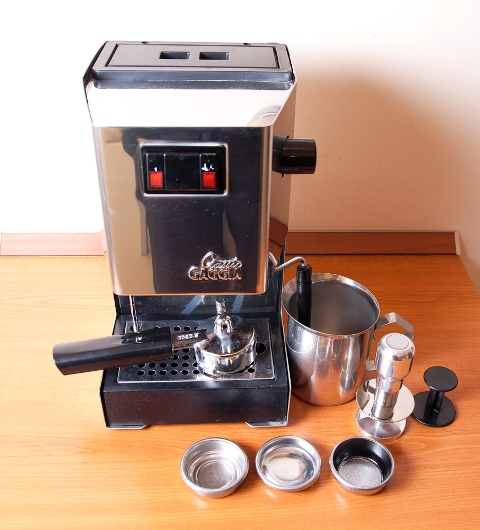 Gaggia kávéfőző eladó