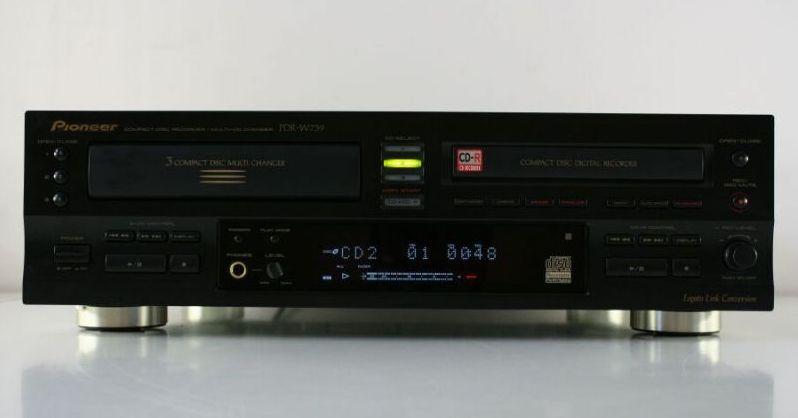 Pioneer PDR 609 Post-31-1281379720